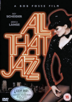 All That Jazz Film Region 2 DVD
